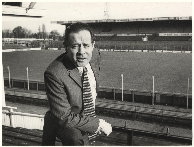 Eddy Hartman. Fotograaf Stokvis, collectie Haags Gemeentearchief.